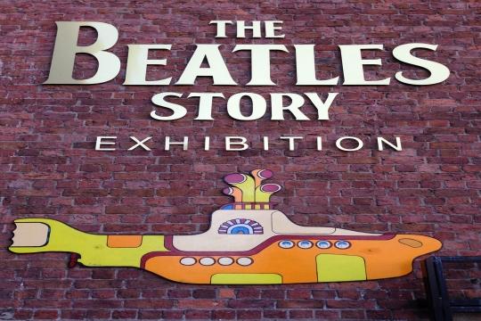 The Beatles Story, Albert Dock, Liverpool